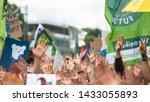 aachen  nordrhein westfalen... | Shutterstock . vector #1433055893