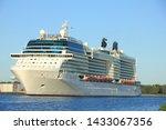 velsen  the netherlands  august ... | Shutterstock . vector #1433067356