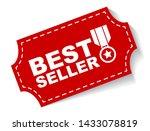red vector illustration banner... | Shutterstock .eps vector #1433078819