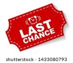 red vector illustration banner... | Shutterstock .eps vector #1433080793