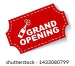 red vector illustration banner... | Shutterstock .eps vector #1433080799