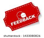 red vector illustration banner... | Shutterstock .eps vector #1433080826