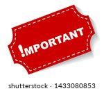 red vector illustration banner... | Shutterstock .eps vector #1433080853