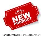 red vector illustration banner... | Shutterstock .eps vector #1433080910