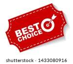 red vector illustration banner... | Shutterstock .eps vector #1433080916