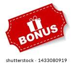 red vector illustration banner... | Shutterstock .eps vector #1433080919