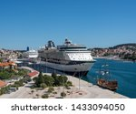 dubrovnik  croatia   22 may... | Shutterstock . vector #1433094050