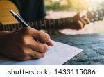 Artist Songwriter Thinking...