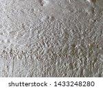 white gray rough surface... | Shutterstock . vector #1433248280