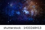 star dust and pixie dust... | Shutterstock . vector #1433268413