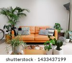 Light Modern Living Room With...