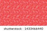 Tomato Doodle Pattern....