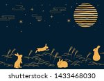card  banner design with full... | Shutterstock .eps vector #1433468030