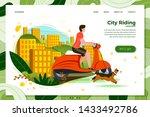 vector illustration   man... | Shutterstock .eps vector #1433492786