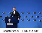 brussels  belgium. 25th june... | Shutterstock . vector #1433515439