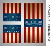 set of banners happy...   Shutterstock .eps vector #143354170