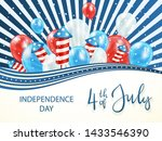 independence day theme.... | Shutterstock . vector #1433546390