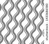 design seamless monochrome... | Shutterstock .eps vector #1433686580
