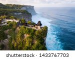 Bali  Indonesia  Aerial View O...