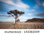 Clouds Streak Over The Namib...