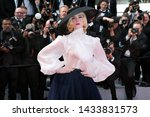 cannes  france   may 21  elle... | Shutterstock . vector #1433831573