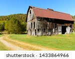 Decaying Barn Made From...