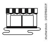 shopping and e commerce store... | Shutterstock .eps vector #1433986019
