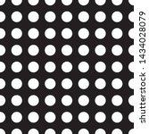 seamless black and white...   Shutterstock .eps vector #1434028079