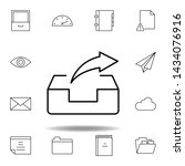 box email forward send outline...