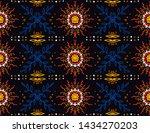 seamless floral pattern....   Shutterstock .eps vector #1434270203