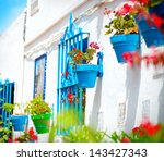 torremolinos. costa del sol ... | Shutterstock . vector #143427343