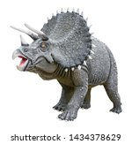 Triceratops Is A Genus Of...