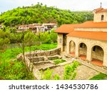 holy forty martyrs church ... | Shutterstock . vector #1434530786