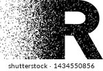 Speed Dispersion Letter R Is A...