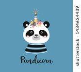 t shirt print design for kids...   Shutterstock .eps vector #1434634439