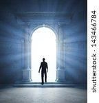 A Mysterious Portal   An...