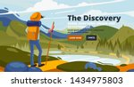 Discovery Banner. Adventure Of...
