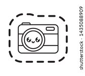 camera photographic device...   Shutterstock .eps vector #1435088909