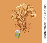 hand drawing vector concept....   Shutterstock .eps vector #143514604
