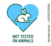 not tested on animals color...