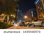 dubai  uae   march 8  2018 ... | Shutterstock . vector #1435430573