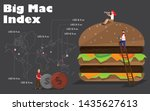 usa   27 june 2019. infographic ...   Shutterstock .eps vector #1435627613