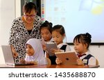 kuala lumpur malaysia  june 25...   Shutterstock . vector #1435688870