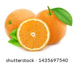 Composition with oranges...