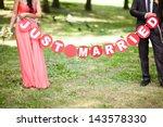 just married | Shutterstock . vector #143578330