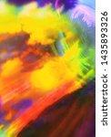 color blurred background.... | Shutterstock . vector #1435893326