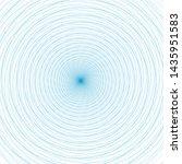 vortex spiral guilloche element ... | Shutterstock .eps vector #1435951583