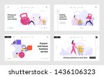 business competition  challenge ... | Shutterstock .eps vector #1436106323