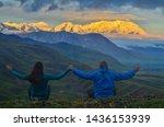 Sunrise View Of Mount Denali ...