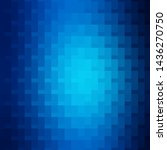 light blue vector layout with... | Shutterstock .eps vector #1436270750